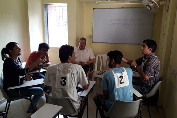 SSB classroom