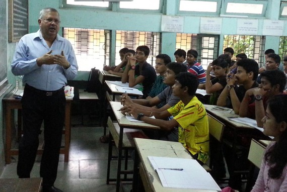 Dadar Classroom