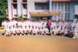 Satara Sainik School