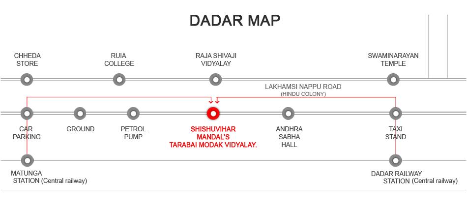 dadar-map