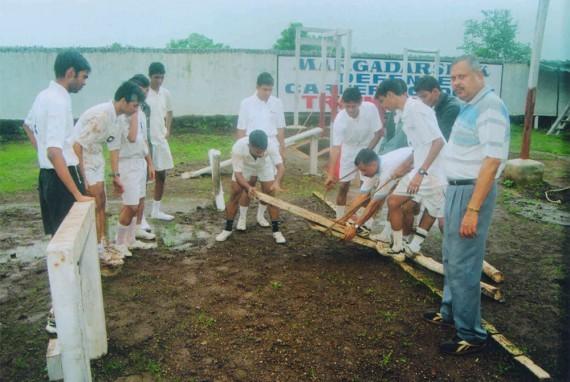 Training Ground-8